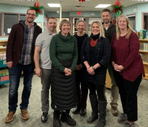 North Shore Community School Board Members